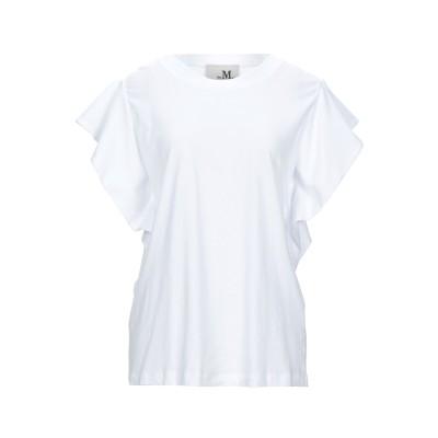THE M.. T シャツ ホワイト M コットン 100% T シャツ