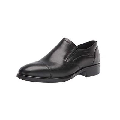 ECCO Men's CITYTRAY Gore-TEX Slip-on Loafer, Black, 11 US medium