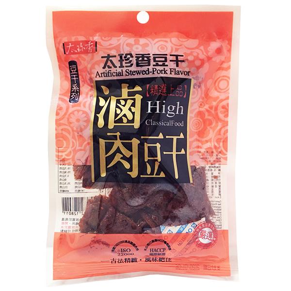 太珍香豆干滷肉豆干120g
