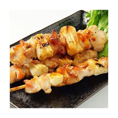 焼き鳥 ももねぎ串 ねぎま ねぎ間 ネギま 30g 加熱 スチーム済み 業務用 食品 グルメ 肉 冷凍 (約30g×100本)