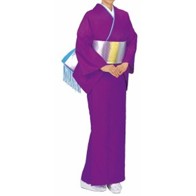 踊り衣裳【反物 梓印 綸光色無地着尺】赤紫 取り寄せ商品 「日本の踊り」掲載 踊り絵羽 稽古 習い事 舞踊 民謡 発