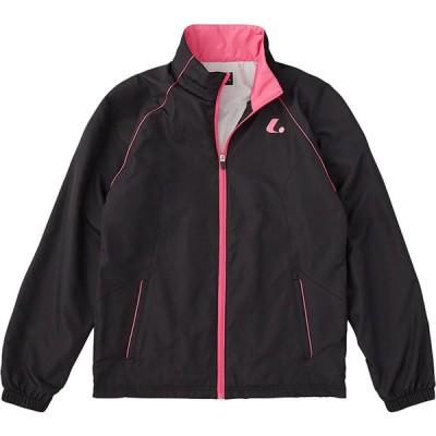 LUCENT(ルーセント) Uni ウィンドウォーマーシャツ ブラック