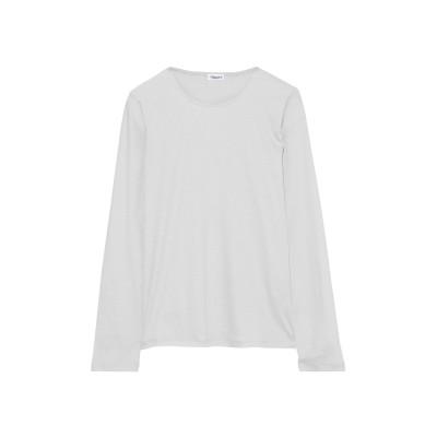 FILIPPA K T シャツ ライトグレー L コットン 100% T シャツ