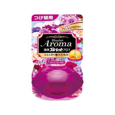 小林製薬/液体ブルーレット おくだけアロマ プリンセスアロマ 付替用