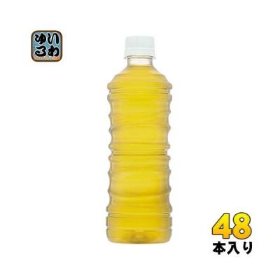綾鷹 ラベルレス 525ml ペットボトル 48本 (ペットボトル 24本入×2 まとめ買い) コカ・コーラ〔ギフト対象外〕