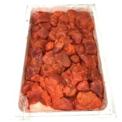 たらこ (甘塩) 2kg 入り業務用・国内加工【おにぎり・お弁当・パスタ・ご飯のお供にお使いいただけます】(冷凍便)