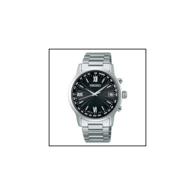 セイコー ブライツ ソーラー 電波 時計 メンズ 腕時計 SAGZ097