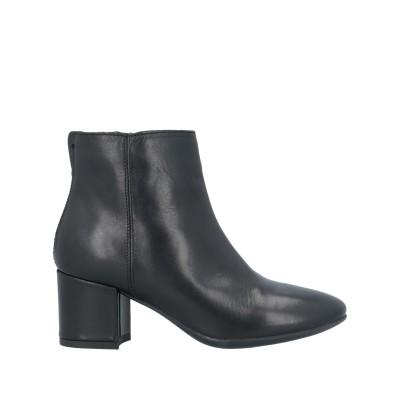 PREGUNTA ショートブーツ ブラック 35 革 ショートブーツ