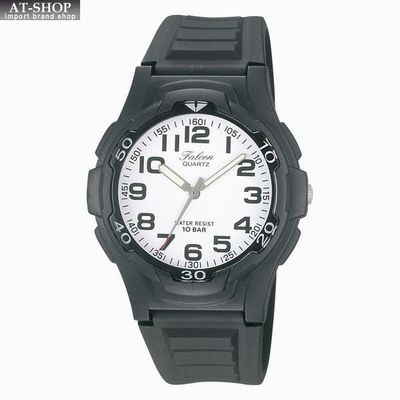 CITIZEN シチズン 腕時計 QQ 10気圧防水 メンズ スポーツウォッチ VP84-J851 ホワイト