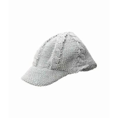 サン ディエゴ ハット カンパニー レディース ハット キャップ 帽子 KNH3606 Cable Knit Cap