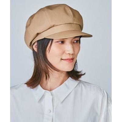 OVERRIDE / OVERRIDE GABARDINE 8P CASQUETTE WOMEN 帽子 > キャスケット