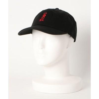 帽子 キャップ GRANDE F.P.サッカーボーイ刺繍 B.B CAP