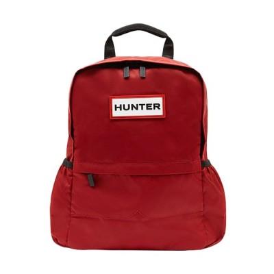ハンター(HUNTER) オリジナル ナイロン スモール バックパック ミリタリーレッド UBB5028KBM MLR バッグ リュックサック かばん 鞄 カジュアル
