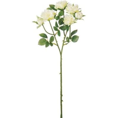 ミニローズスプレー ライトグリーン 12本セット FA-7151 2020ds | アレンジメント アートフラワー 花資材 園芸 造花 バラ ローズ 花束