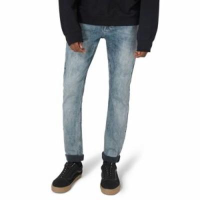 トップマン ジーンズ・デニム Stretch Skinny Fit Jeans Grey