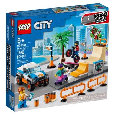 樂高LEGO 城市系列 - LT60290 滑板公園