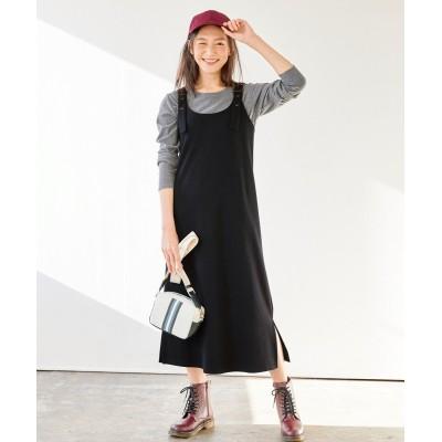 大きいサイズ 2点セット(トップス+ワンピース) ,スマイルランド, ワンピース, plus size dress