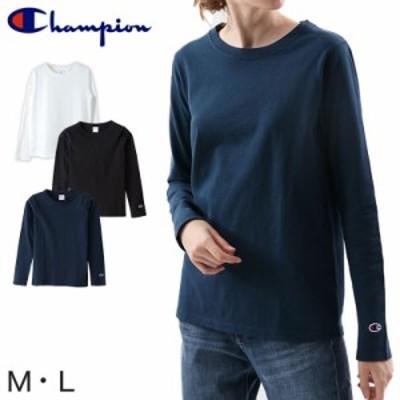 Champion レディース ロングスリーブTシャツ M・L