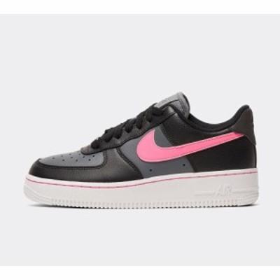 ナイキ Nike レディース スニーカー シューズ・靴 air force 1 low trainer Black/Pink/Sail