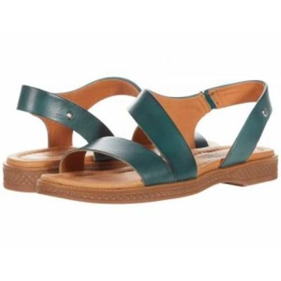 Pikolinos レディース 女性用 シューズ 靴 サンダル Moraira W4E-0834 Emerald【送料無料】