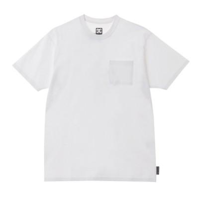 アウトレット価格 セール SALE セール SALE ディーシーシューズ DC SHOES  20 BACKLOGO SS T-shirts Mens