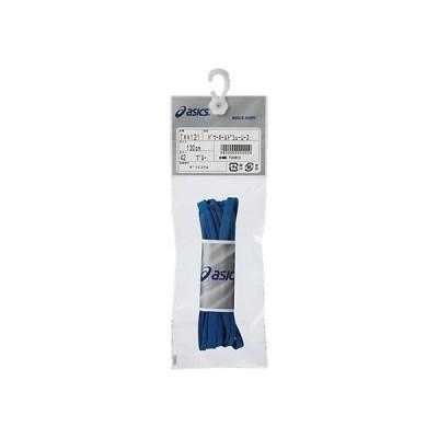 アシックス パワーホールドシューレース 42 ブルー(txx121-42)