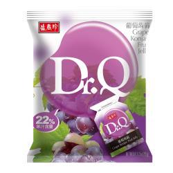 【盛香珍】Dr. Q 葡萄蒟蒻265g/包(每包大約14入)