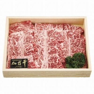 宮城県産 仙台牛カルビ焼肉【フーズ】