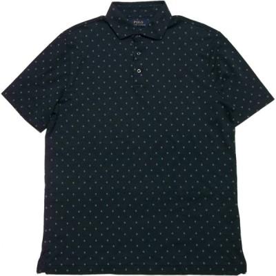 ポロ ラルフローレン 半袖 スムースシャツ 天竺 ブルー系 メンズ Polo Ralph Lauren 237