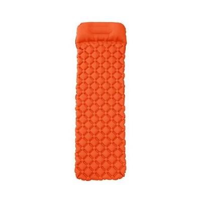 海外限定 Sleeping Pad - Ultralight Inflatable Sleeping Mat, Ultimate for Camping, Backpacking, Hiking - Airpad, Inflating Bag, Carry Bag