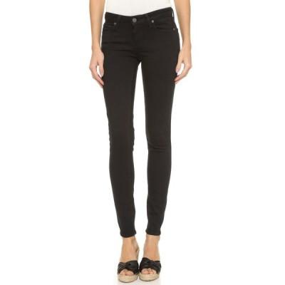 ペイジ PAIGE レディース ジーンズ・デニム スキニー ボトムス・パンツ Transcend Verdugo Ultra Skinny Jeans Black Shadow