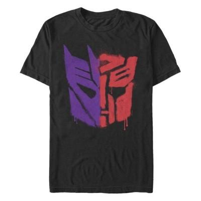 フィフスサン メンズ Tシャツ トップス Men's Split Logo Spray Short Sleeve Crew T-shirt