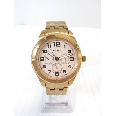 FOSSIL ABQ1411 フォッシル レディース クォーツ 腕時計 *UA7485