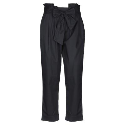 KAOS JEANS パンツ ブラック 42 コットン 97% / ポリウレタン 3% パンツ