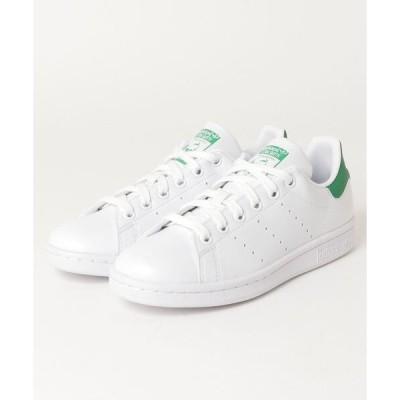 スニーカー adidas アディダス STAN SMITH FX5502 FWHT/FWHT/GREEN