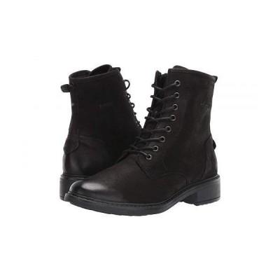 Josef Seibel ジョセフセイベル レディース 女性用 シューズ 靴 ブーツ レースアップ 編み上げ Selena 06 - Black