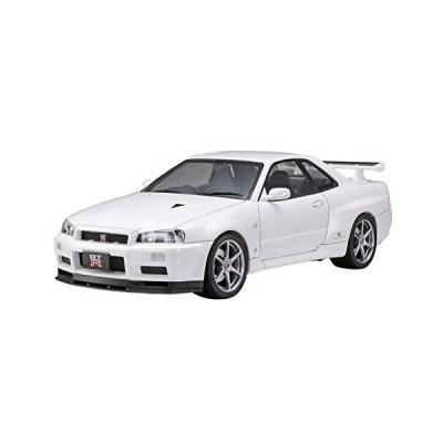 タミヤ 1/24 スポーツカーシリーズ No.258 ニッサン スカイライン GT-R VスペックII プラモデル 24258