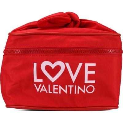ヴァレンティノ Valentino By Mario Valentino レディース ポーチ Pixie Ribbon Pouch Rosso