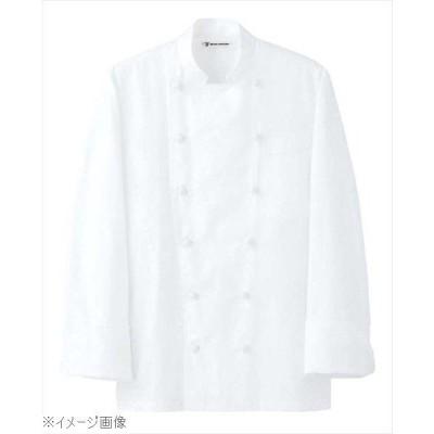 ドレスコックコート(男女兼用)AA461−3 ホワイト M