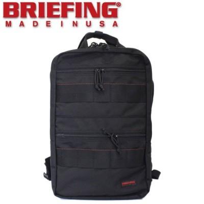 BRIEFING (ブリーフィング) BRF298219-010 SQ PACK (SQ バックパック) BLACK (ブラック) BR259