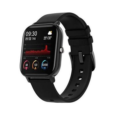 海外取寄品--Smart Watch Touch Screen with Fitness Tracker with Blood Pressure Mo