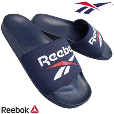 リーボック FZ0946 Fulgere Slide ネイビー/ホワイト メンズ サンダル スライドサンダル シューズ 靴 Reebok