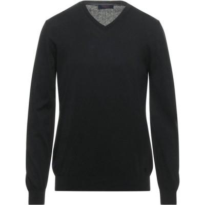 トラサルディ TRUSSARDI JEANS メンズ ニット・セーター トップス Sweater Black