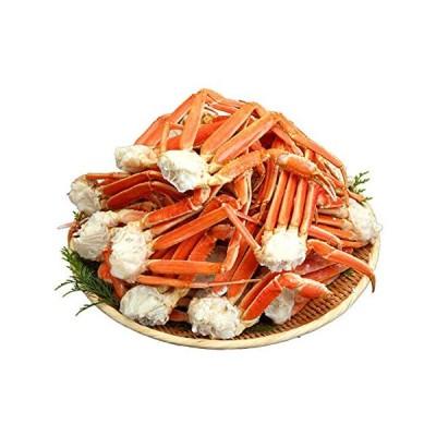 シーフード本舗 ボイル ずわいがに 肩・脚 5kg 10人前以上 調理済み 蟹 かに ギフト 鍋 大容量 大人数