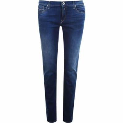 リプレイ Replay レディース ジーンズ・デニム ボトムス・パンツ Vivy Slim Jeans Mid/Dark Wash
