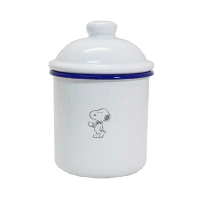 食品 保存容器 ピーナッツ 砂糖ポット スヌーピー キャラクター グッズ マリモクラフト 新生活準備 雑貨