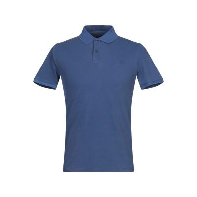ウールリッチ WOOLRICH ポロシャツ ダークブルー S コットン 95% / ポリウレタン 5% ポロシャツ