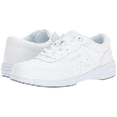 プロペット レディース スニーカー シューズ Washable Walker Medicare/HCPCS Code = A5500 Diabetic Shoe SR White