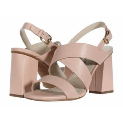 Cole Haan コールハーン レディース 女性用 シューズ 靴 ヒール Cynthia Block Heel Sandal 85mm Mahogany Rose Leather【送料無料】