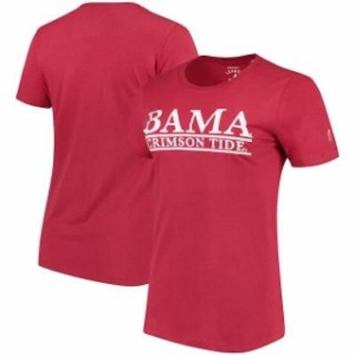 League Collegiate Wear リーグ コレクティブル ウェア スポーツ用品  Alabama Crimson Tide Womens Crimson League